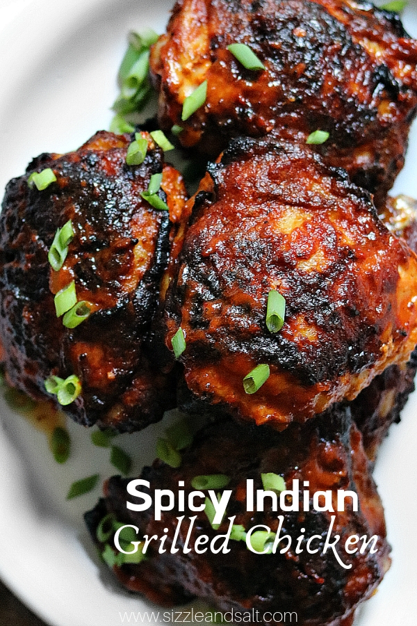 Khandeshi Spicy Chicken Our Juicy Simple Grilled Version