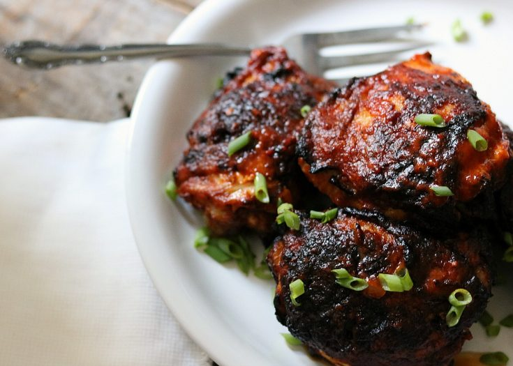 Khandeshi Spicy Chicken