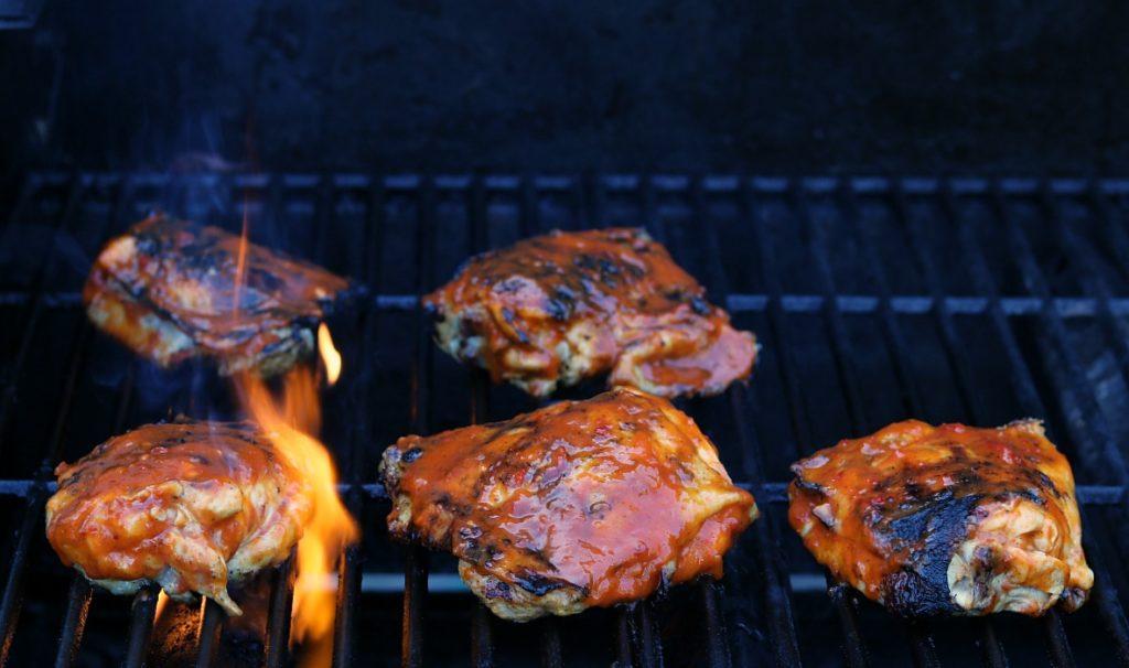 khandeshi spicy chicken
