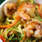Pad Thai Shrimp & Zoodles (with VIDEO)
