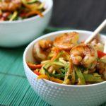 Pad Thai Shrimp & Zoodles