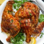 Oven Roasted Butter Chicken