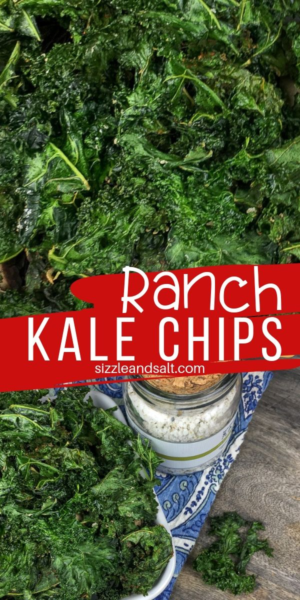 How to make flavorful, crunchy Kale Chips with tips for perfect kale chips every time